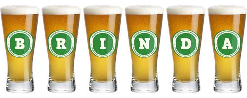Brinda lager logo