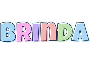 Brinda pastel logo