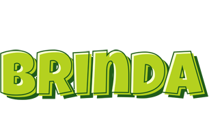 Brinda summer logo