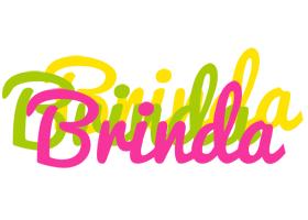 Brinda sweets logo