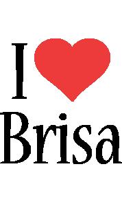Brisa i-love logo