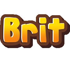Brit cookies logo