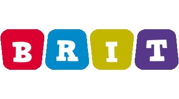 Brit daycare logo