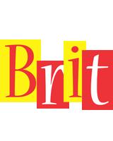 Brit errors logo