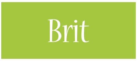 Brit family logo
