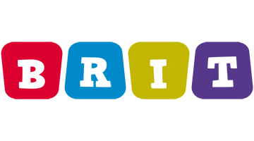 Brit kiddo logo