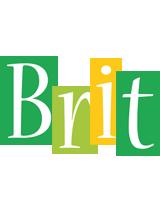 Brit lemonade logo