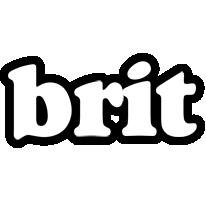 Brit panda logo