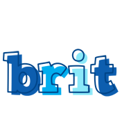 Brit sailor logo