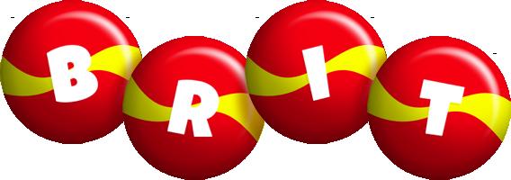 Brit spain logo