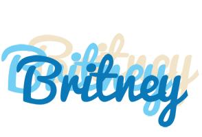 Britney breeze logo