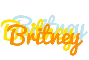 Britney energy logo