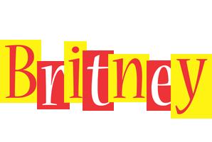 Britney errors logo