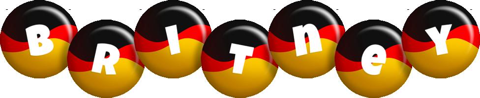 Britney german logo