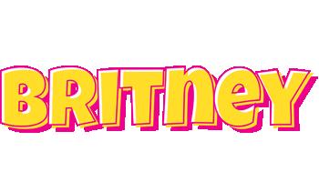 Britney kaboom logo