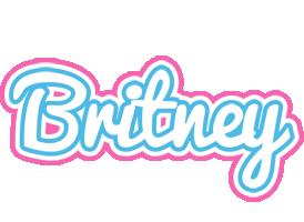 Britney outdoors logo