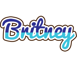 Britney raining logo