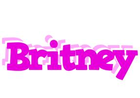 Britney rumba logo