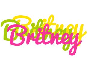 Britney sweets logo