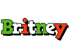 Britney venezia logo