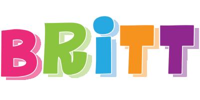 Britt friday logo