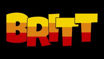 Britt jungle logo