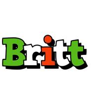 Britt venezia logo