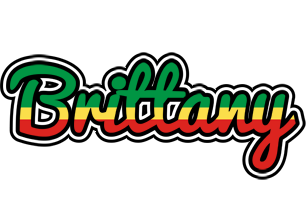 Brittany african logo