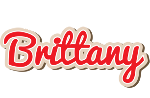 Brittany chocolate logo