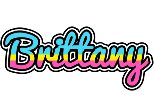 Brittany circus logo