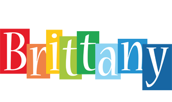 Brittany colors logo