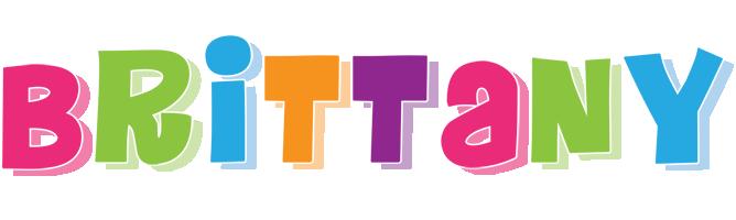 Brittany friday logo