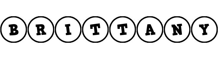 Brittany handy logo