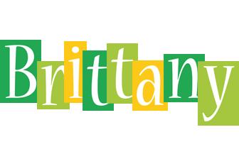 Brittany lemonade logo