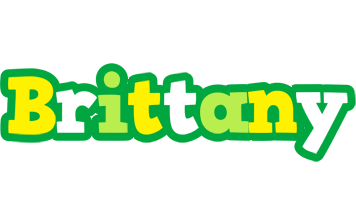 Brittany soccer logo