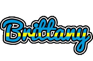 Brittany sweden logo