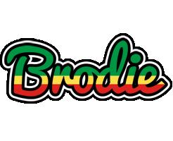 Brodie african logo
