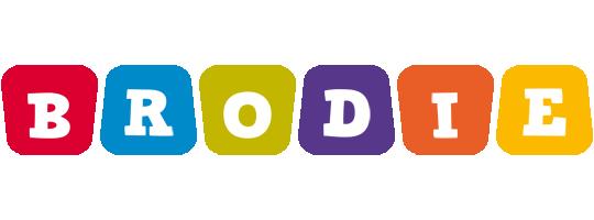 Brodie daycare logo