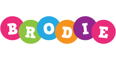 Brodie friends logo