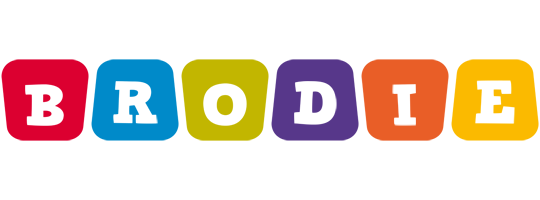 Brodie kiddo logo