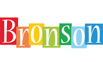Bronson colors logo