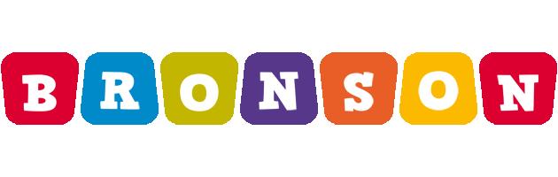 Bronson kiddo logo