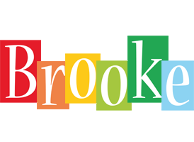Brooke colors logo