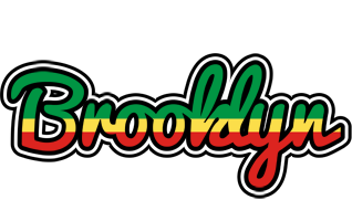 Brooklyn african logo
