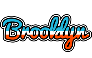 Brooklyn america logo