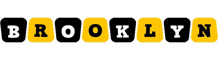 Brooklyn boots logo