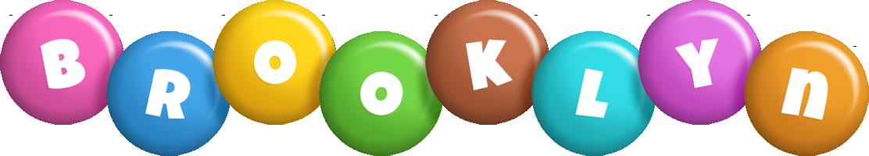 Brooklyn candy logo