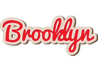 Brooklyn chocolate logo
