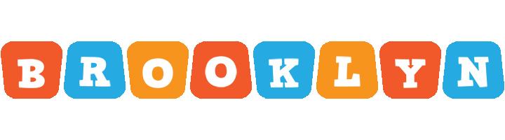 Brooklyn comics logo