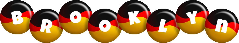 Brooklyn german logo